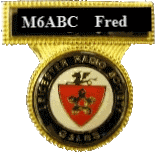 badge callsign